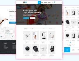 Nro 14 kilpailuun Exciting eCommerce Design/Redesign käyttäjältä mohincse