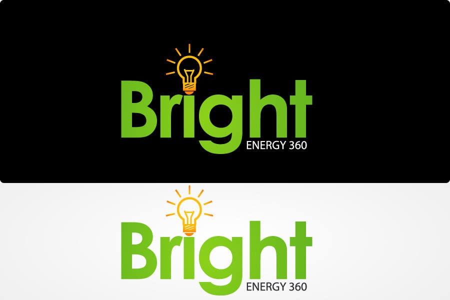 Inscrição nº                                         20                                      do Concurso para                                         Logo Design for Bright Energy 360