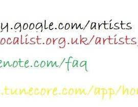 teescake03 tarafından Record label setup and help required for exploitation of digital music on other online platforms için no 3