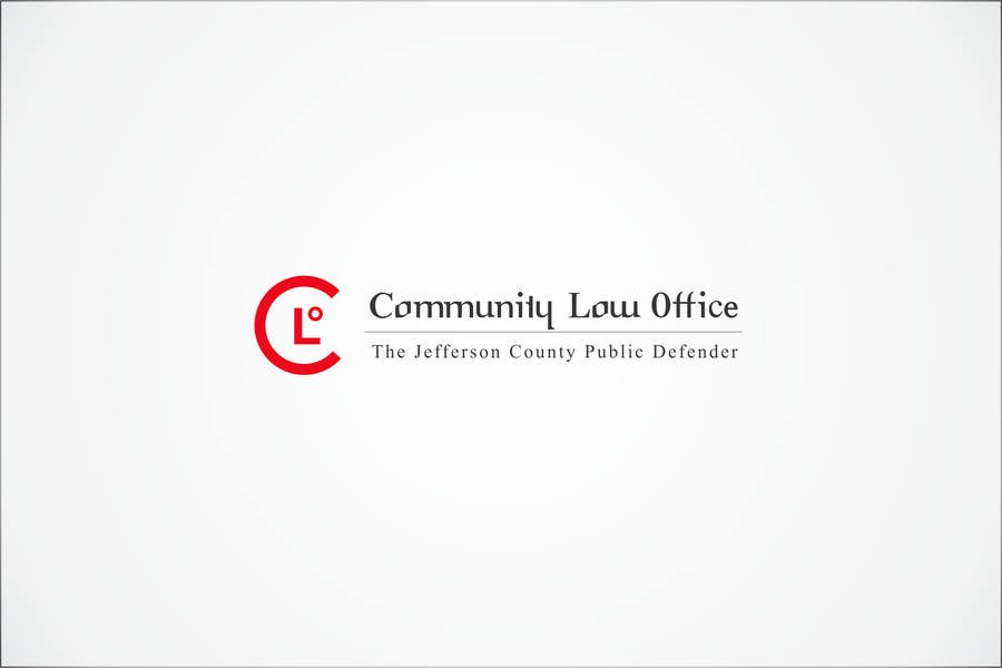 #8 for Logo Design for Community Law Office by Mehran53