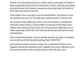 #3 untuk Script for Charity Crowdfunding Video - Children in The Mountain oleh shinepangan