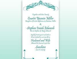 #31 cho Stephon's Wedding bởi LamiyaMeem