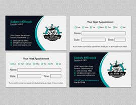 #134 for Design businesses cards for my dog grooming business by iqbalsujan500