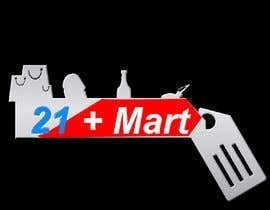 #8 for Build a Logo for 21 Plus Mart af Cliffmunge