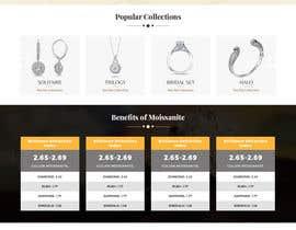 ayan1986님에 의한 Design (not build) me a website for a Jewellery Company을(를) 위한 #11