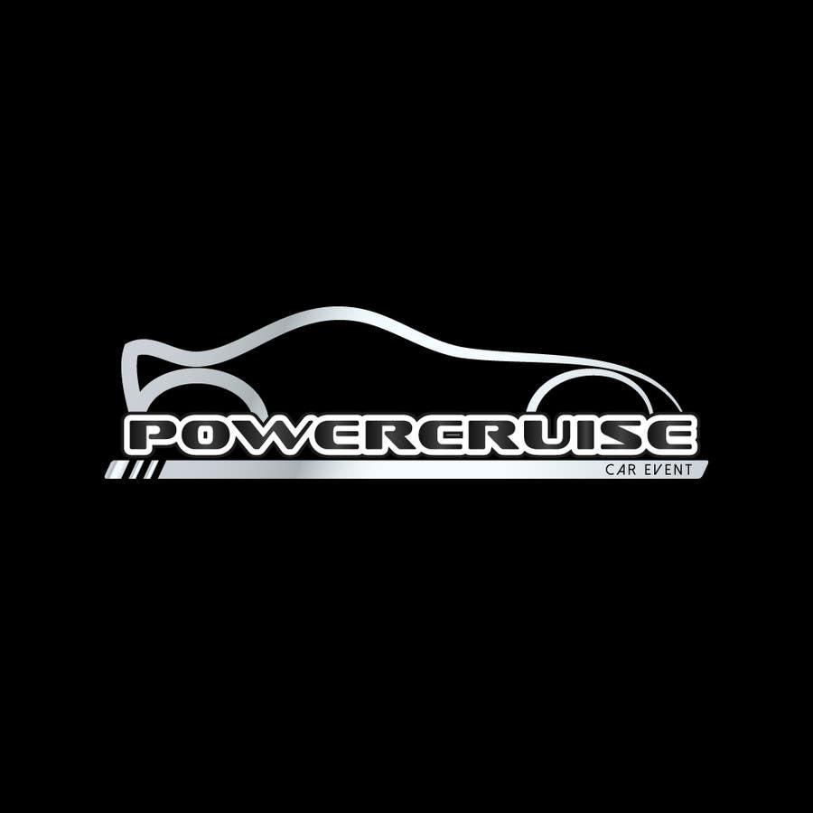 Penyertaan Peraduan #                                        15                                      untuk                                         Design a Logo for Powercruise Car Event