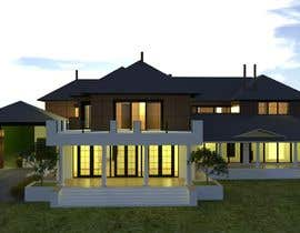 #15 for House entrance Porch  architectural design by Kironmahmud