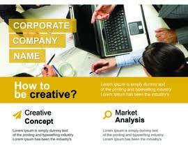 narayaniraniroy tarafından corporate company profile brochure and flyer ans stationary için no 56