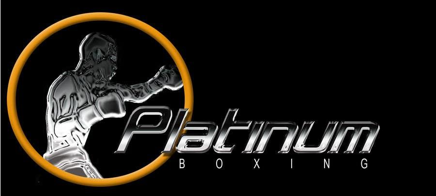 Inscrição nº 106 do Concurso para Logo Design for Platinum Boxing