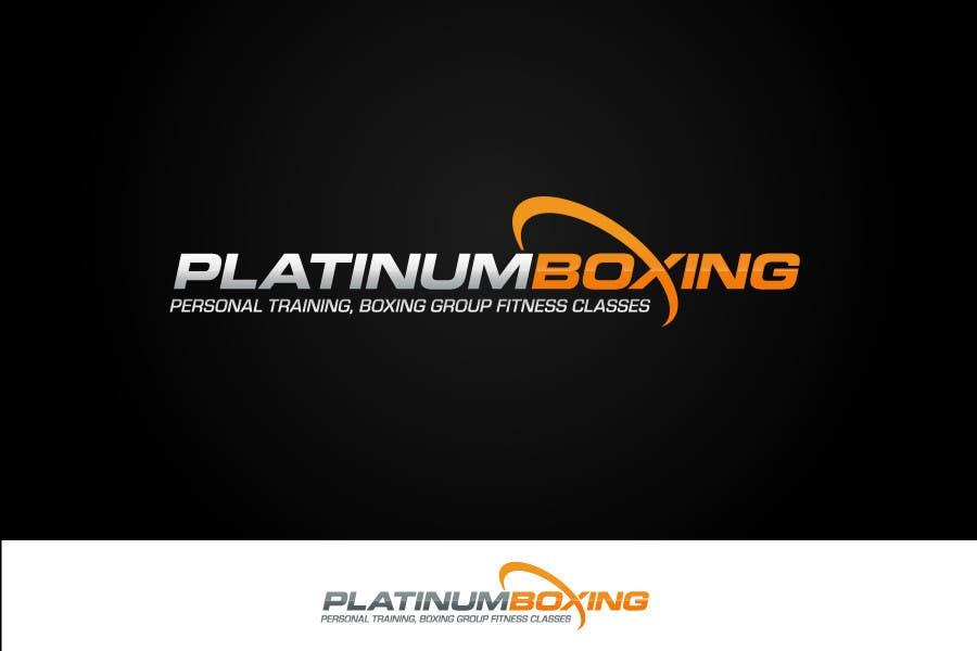 Inscrição nº 8 do Concurso para Logo Design for Platinum Boxing