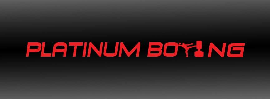 Inscrição nº 49 do Concurso para Logo Design for Platinum Boxing