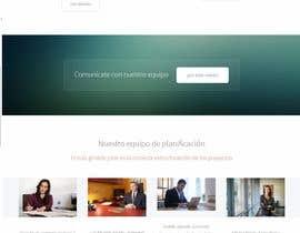 #16 para Diseño web de consultora de ingeniería de xan217