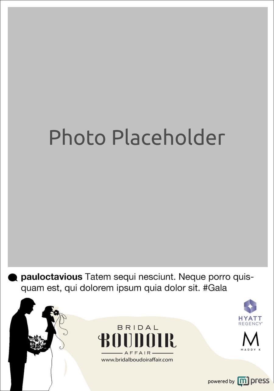 Konkurrenceindlæg #                                        2                                      for                                         Design Photo Print Frame