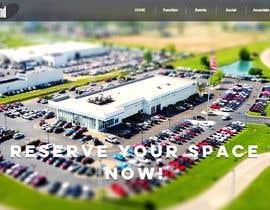 nº 24 pour Design a Website in WIX for a Parking Company par Vikas7227