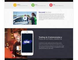 nº 47 pour Design a Website in WIX for a Parking Company par SimranChandok