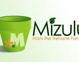 #180 para Logo Design for Mizulu.com de GreenAndWhite