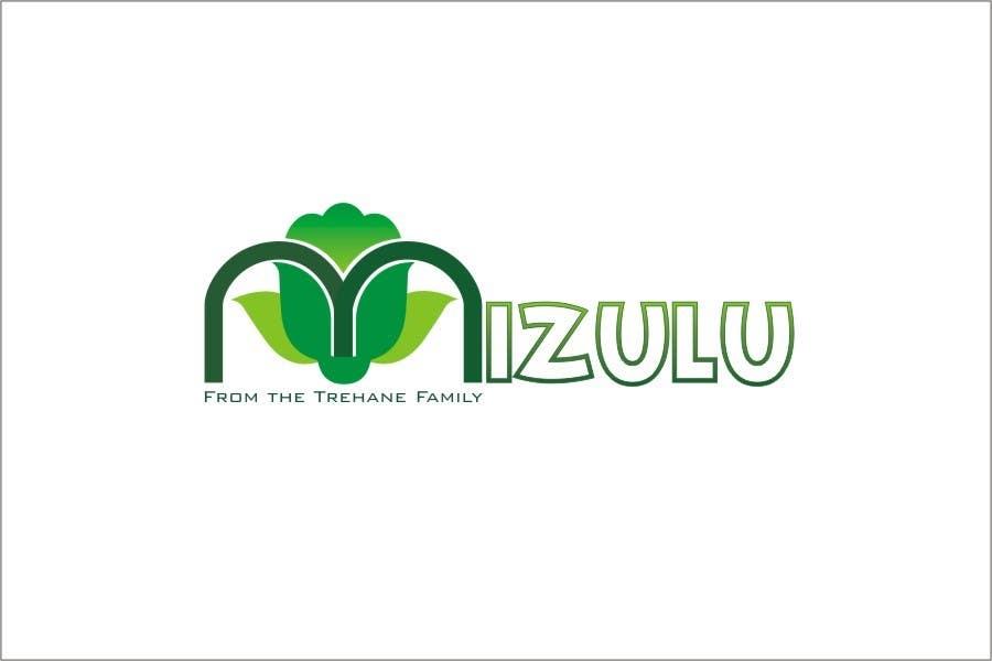 Bài tham dự cuộc thi #441 cho Logo Design for Mizulu.com