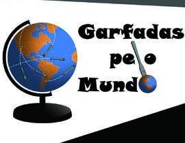 """#16 para Criar um logo para o blog """"Garfadas pelo Mundo"""" por Danielalagoinha"""