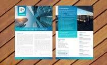 Graphic Design Entri Peraduan #17 for Corporate Capability Statement