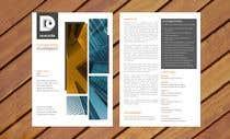 Graphic Design Entri Peraduan #23 for Corporate Capability Statement