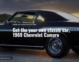 nº 27 pour Classic Car Classified Ad Site par benardel