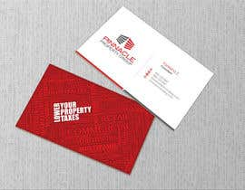 nº 64 pour Business Card Design for Pinnacle Property Group - POTENTIAL LONG-TERM EMPLOYER par FareehaZ