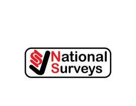 #7 for I need a logo designing for my company called National Surveys by kazizubair13