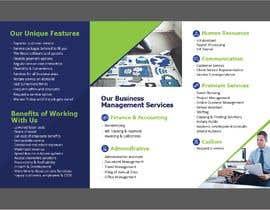 #134 untuk Design Tri-fold Brochure oleh fardiaafrin