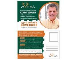 nº 147 pour design a flyer for WYHAA par mayurbarasara