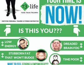 #81 cho Flyer for Personal Trainer bởi TUKU22