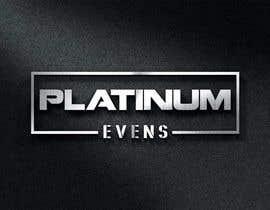 #3 for Design a logo for Platinum Events af paijoesuper