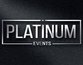 #13 for Design a logo for Platinum Events af mrtranhung