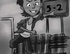 #22 para 15 Children's Chapter Book Illustrations in black/white de Thabsheeribz