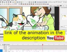 #12 untuk 2D Cartoon Animation -Create a 30 second You Tube intro stinger oleh elysaud