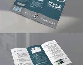 Nro 25 kilpailuun Trifold Brochure for SEO Company käyttäjältä jadeagard