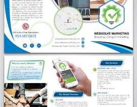 #62 untuk Trifold Brochure for SEO Company oleh jhapollo