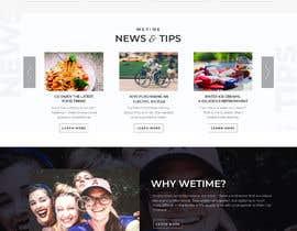 #16 dla Make me  a good converting  homepage przez saidesigner87