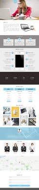 Website Design Konkurs. Zgłoszenie #6 do Make me  a good converting  homepage