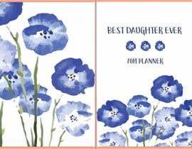 Nro 17 kilpailuun Planner Book Cover käyttäjältä OksanaSH