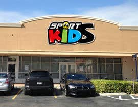 #141 for Logo Design for sport kids in miami af rogeliobello