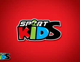 nº 98 pour Logo Design for sport kids in miami par rogeliobello