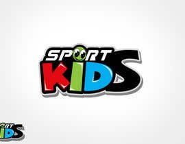 nº 97 pour Logo Design for sport kids in miami par rogeliobello