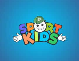 nº 90 pour Logo Design for sport kids in miami par StefanMoisac
