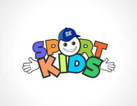 #81 for Logo Design for sport kids in miami af StefanMoisac