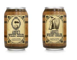 #28 untuk I am creating a Whisky Cooler (Whisky in a Can) and need an awesome design oleh gerardolamus