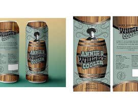 #39 untuk I am creating a Whisky Cooler (Whisky in a Can) and need an awesome design oleh eling88