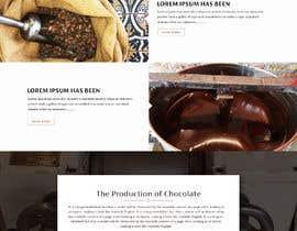 nº 14 pour Home page mockup par saidesigner87