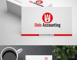 #32 dla Logo Design for Unix Accounting przez nassairuddin