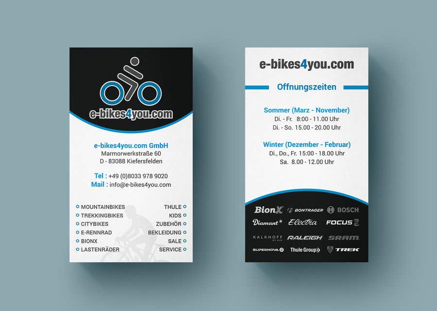 Entry 197 By Sabbir2018 For Visitenkarten Business Cards