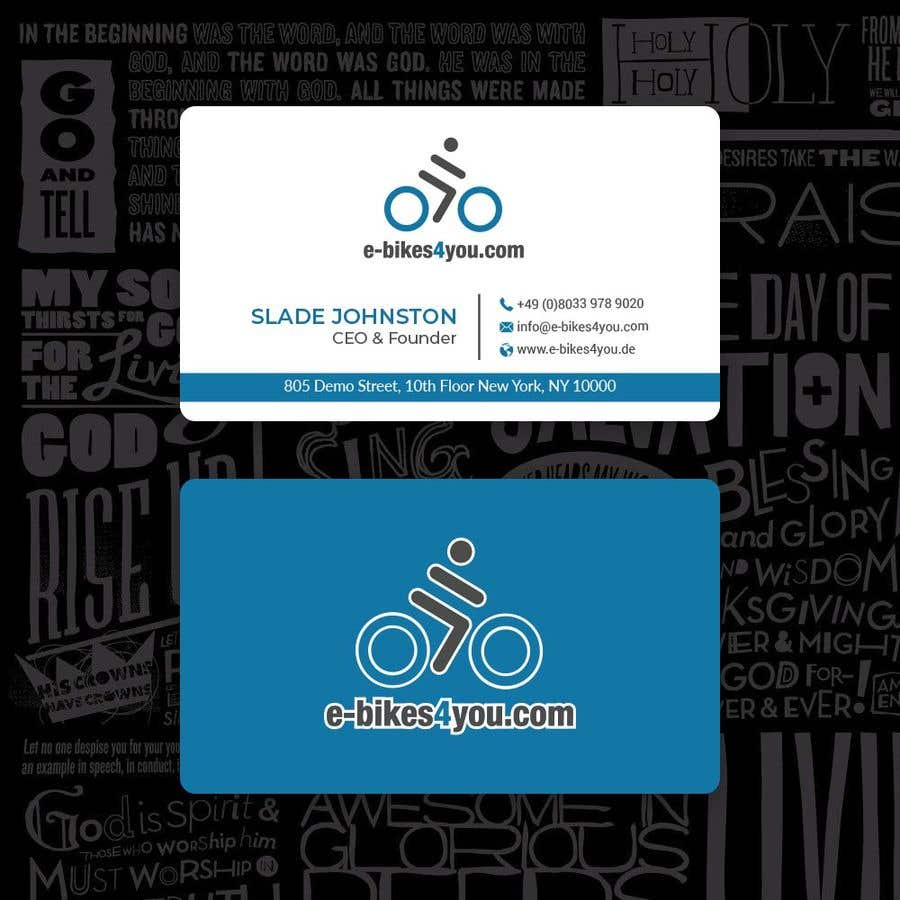 Entry 34 By Wefreebird For Visitenkarten Business Cards